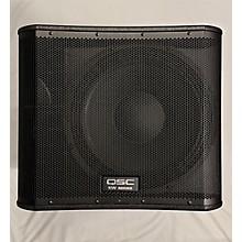 qsc stage subwoofers guitar center. Black Bedroom Furniture Sets. Home Design Ideas