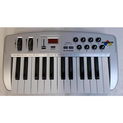 Yamaha KX25 25 Key MIDI Controller