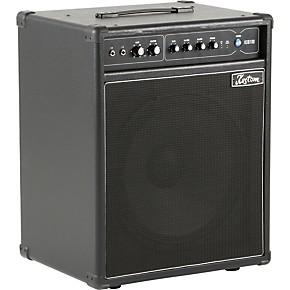 kustom kxb100 100w 1x15 bass combo amp black guitar center. Black Bedroom Furniture Sets. Home Design Ideas