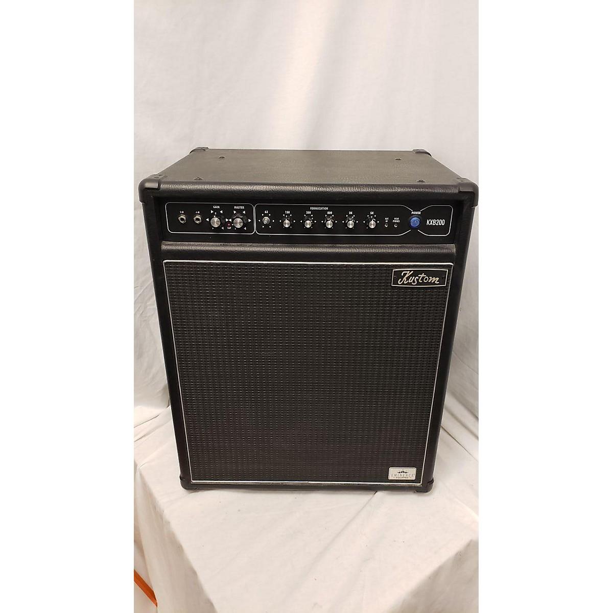Kustom KXB200 Bass Combo Amp