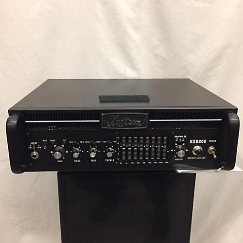 Kustom KXB800 Bass Amp Head