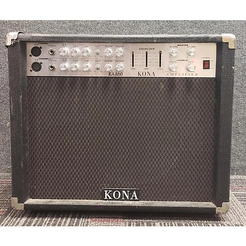 Kona Kaa60 Guitar Combo Amp