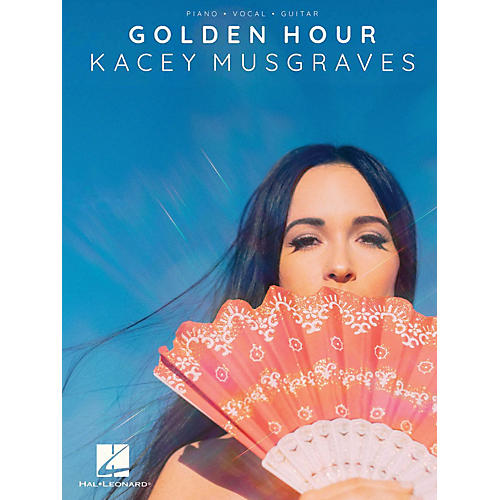 Hal Leonard Kacey Musgraves - Golden Hour Piano/Vocal/Guitar Songbook