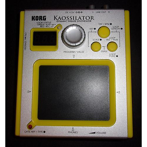 Korg Kaossilator Sound Module