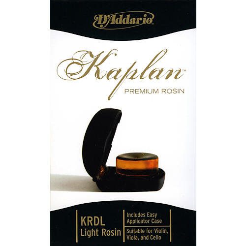 D'Addario Kaplan Premium Rosin