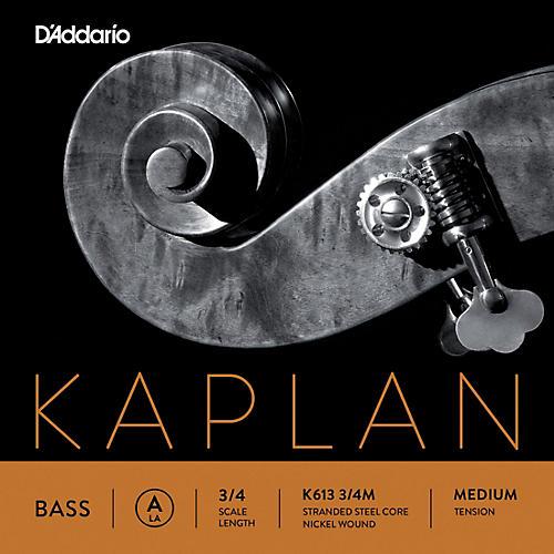 D'Addario Kaplan Series Double Bass A String