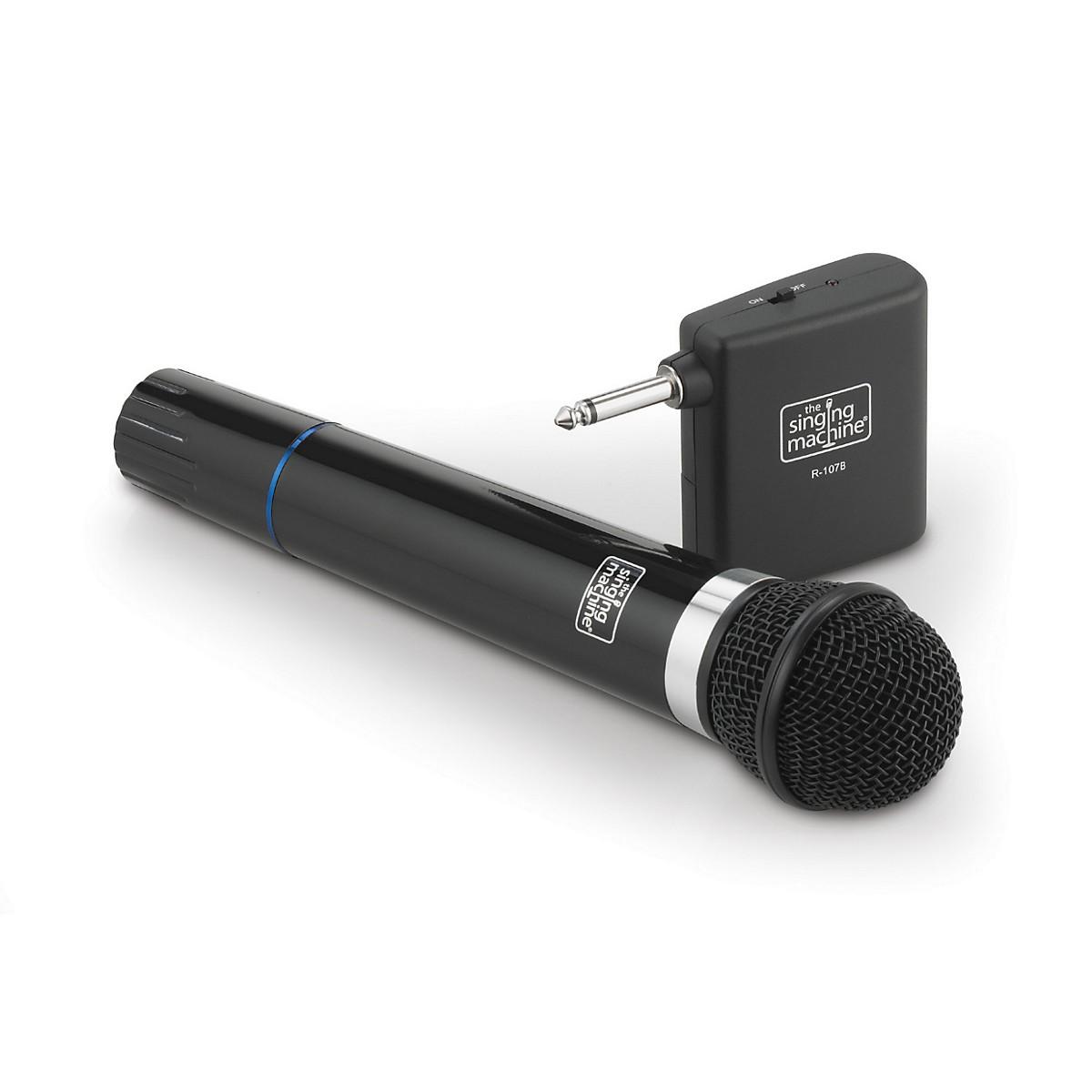 The Singing Machine Karaoke Wireless Microphone