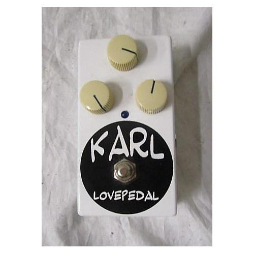 Lovepedal Karl Fuzz Effect Pedal