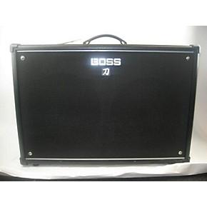 used boss katana 100 100w 2x12 guitar combo amp guitar center. Black Bedroom Furniture Sets. Home Design Ideas
