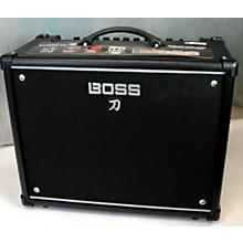 Boss Katana-50 Guitar Combo Amp