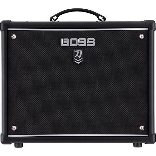 Boss Katana-50 MkII 50W 1x12 Guitar Combo Amplifier