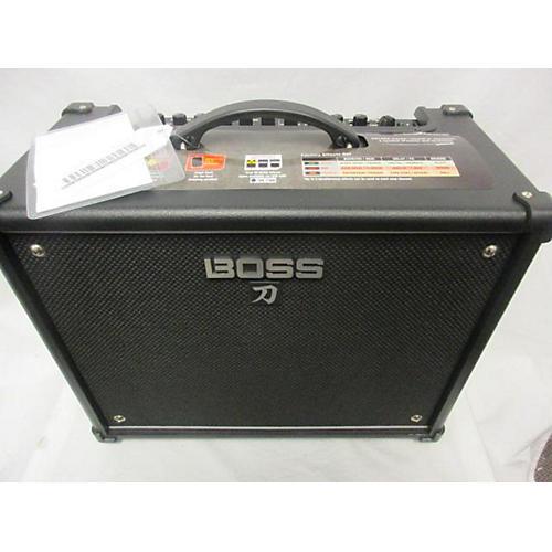 Boss Katana 50w KTN-50 Guitar Combo Amp