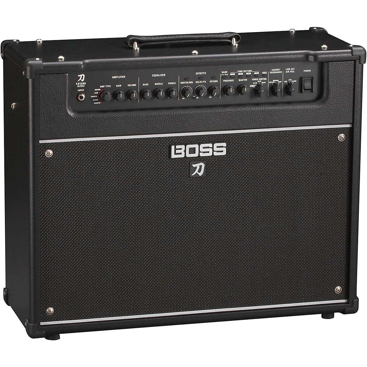 Boss Katana-Artist 100W 1x12 Guitar Combo Amplifier