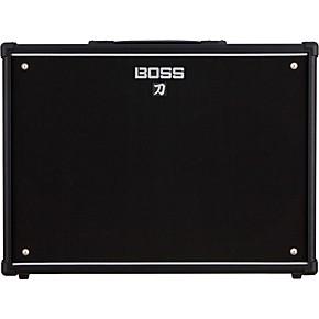 boss katana cabinet 212 150w 2x12 guitar speaker cabinet black guitar center. Black Bedroom Furniture Sets. Home Design Ideas