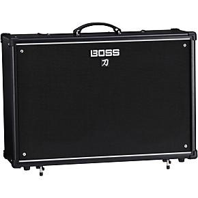 open box boss katana ktn 100 100w 2x12 guitar combo amplifier black guitar center. Black Bedroom Furniture Sets. Home Design Ideas