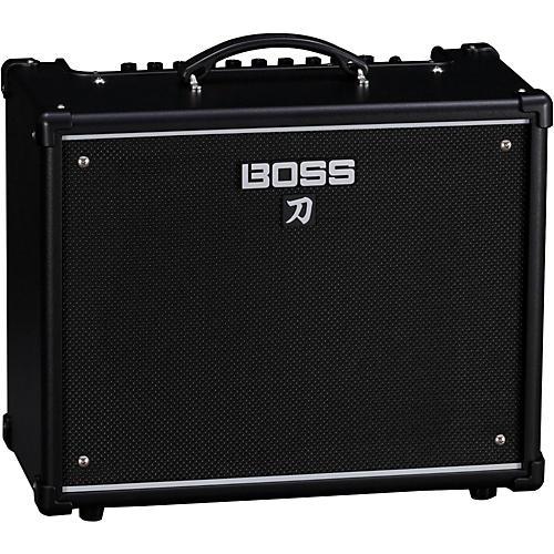 Boss Katana KTN-50 50W 1x12 Guitar Combo Amplifier