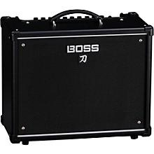 Boss Katana KTN-50 50W 1x12 Guitar Combo Amplifier Level 1 Black