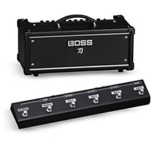Boss Katana KTN-Head 100W Guitar Amplifier Head with GA-FC Foot Controller