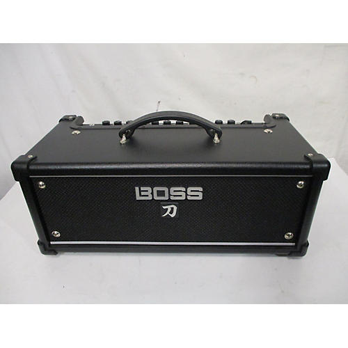 used boss katana ktn head 100w solid state guitar amp head guitar center. Black Bedroom Furniture Sets. Home Design Ideas