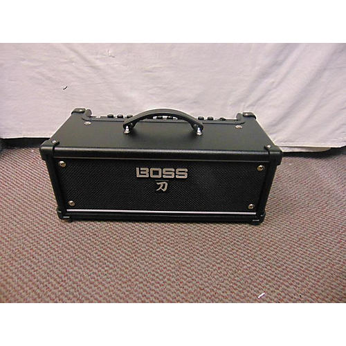 used boss katana ktn head 100w solid state guitar amp head guitar center. Black Bedroom Furniture Sets. Home Design Ideas