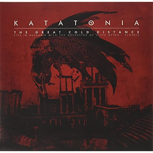 Alliance Katatonia - The Great Cold Distance - Live In Bulgaria With The Orchestra Of StateOpera - Plovdiv