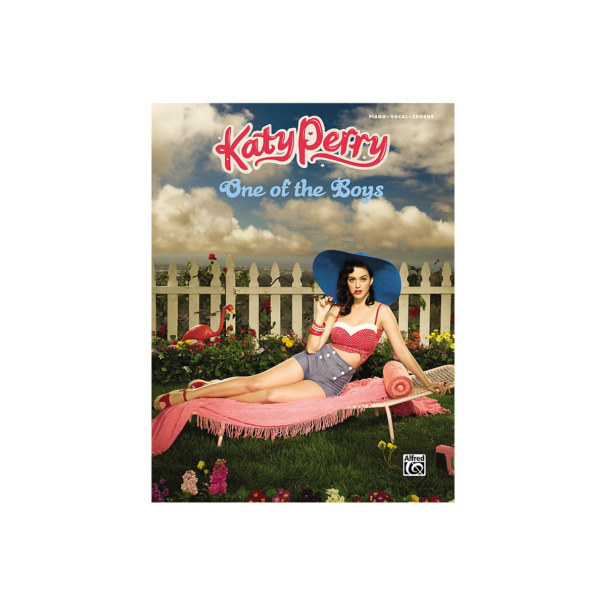 Alfred Katy Perry One of the Boys