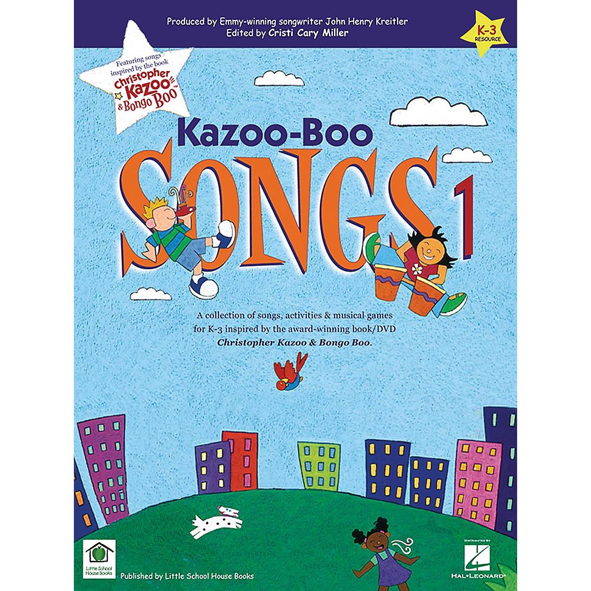 Artz Smartz Kazoo-Boo Songs 1 Songbook Composed by John Henry Kreitler
