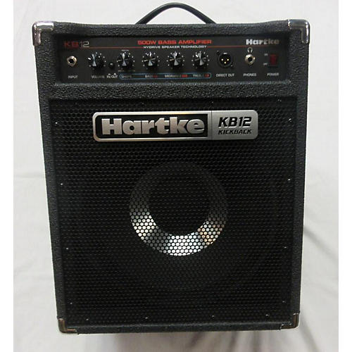 Hartke Kb12 Kickback Bass Combo Amp