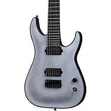 Schecter Guitar Research Keith Merrow KM-7 7 String Electric Guitar Level 1 Satin Transparent White