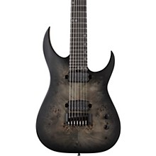 Keith Merrow KM-7 MK-III Artist 7-String Electric Guitar Transparent Black Burst