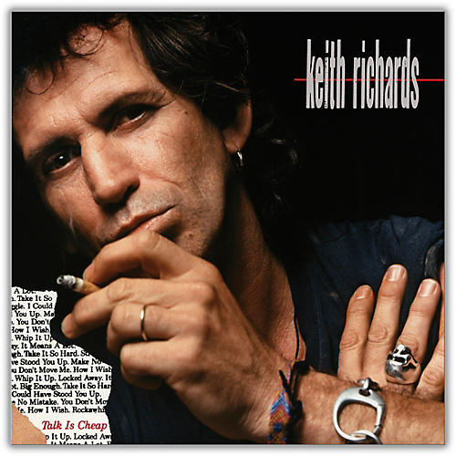 WEA Keith Richards - Talk Is Cheap (Vinyl 1 LP Black)