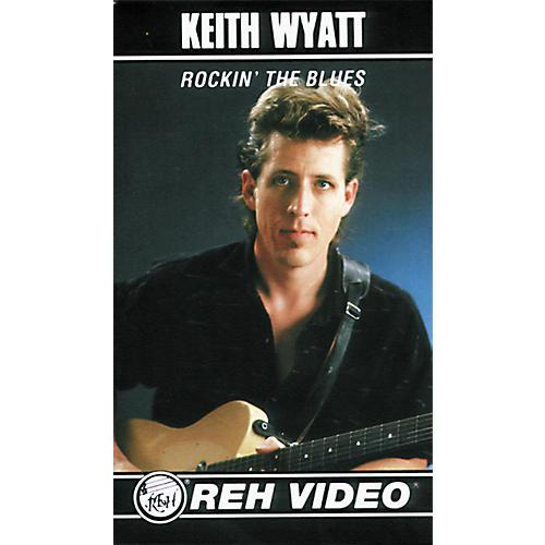 Alfred Keith Wyatt Rockin' the Blues (Video)