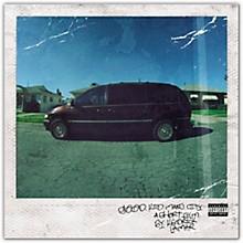 Kendrick Lamar - Good Kid, M.A.A.D. City Vinyl 2LP