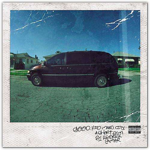 Universal Music Group Kendrick Lamar - Good Kid, M.A.A.D. City Vinyl 2LP