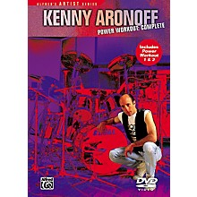 Alfred Kenny Aronoff - Power Workout Complete 1 and 2 DVD Set