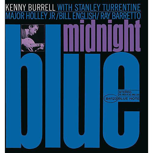 Alliance Kenny Burrell - Midnight Blue
