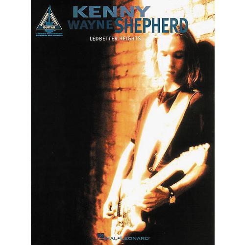 Hal Leonard Kenny Wayne Shepherd - Ledbetter Heights*