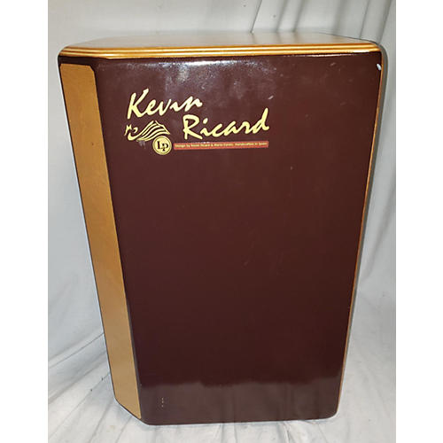 LP Kevin Richard Cajon