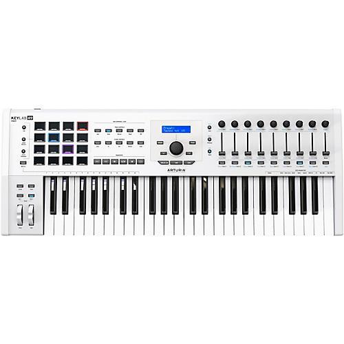Arturia KeyLab 49 MKII Keyboard Controller White
