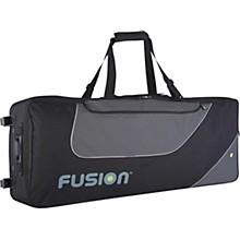 Fusion Keyboard 12 Gig Bag with Wheels (76-88 Keys) Level 1