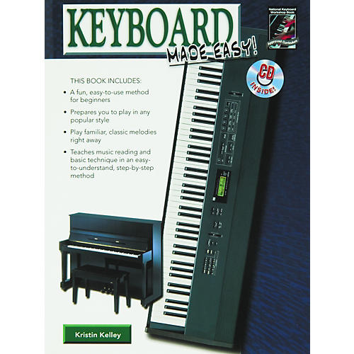 Alfred Keyboard Made Easy Book with CD