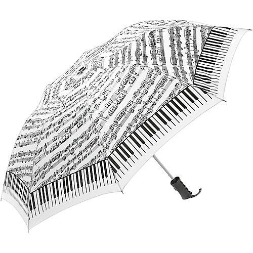 AIM Keyboard Umbrella With Sheet Music