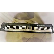 m audio keyboards midi guitar center. Black Bedroom Furniture Sets. Home Design Ideas