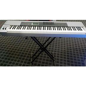 used m audio keystation pro 88 midi controller guitar center. Black Bedroom Furniture Sets. Home Design Ideas