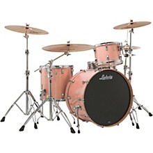 Keystone X 3-Piece Pro Beat Shell Pack with 24 in. Bass Drum Champagne Sparkle