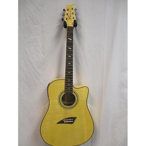 used kona kg1fmcen acoustic electric guitar guitar center