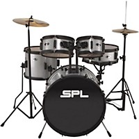 Deals on Sound Percussion Labs Kicker Pro 5-Piece Drum Set with Stands