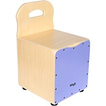 Stagg Kid's Cajon with Backrest