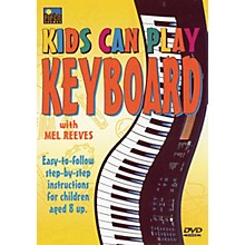 Music Sales Kids Can Play Keyboard Music Sales America Series DVD Written by Mel Reeves