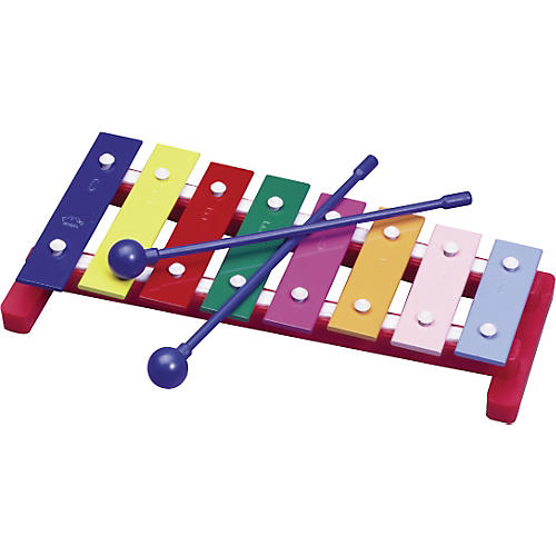 Hohner Kids Colorful Glokenspiel with Mallets